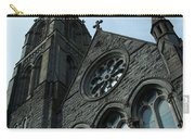St. Mary's Of The Rosary Catholic Church Carry-all Pouch