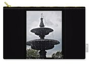 St. Mary's Water Fountain Carry-all Pouch
