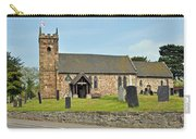 St Michael's Church At Willington Carry-all Pouch
