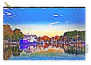 St. Michael's Marina Carry-all Pouch