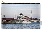 St Michael's Maryland Lighthouse Carry-all Pouch