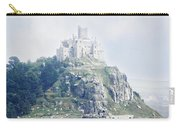 St Michael's Mount Cornwall England Carry-all Pouch