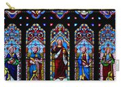St. Michael's Parish Stained Glass Carry-all Pouch