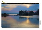 St. Michael's Sunrise Carry-all Pouch by Bill Cannon