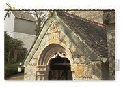 St Mylor And Bell Tower Carry-all Pouch