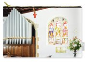 St Mylor Organ Pipes Carry-all Pouch