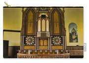 St Olafs Kirke Pulpit Carry-all Pouch