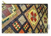 St. Patrick's Cathedral Mosaic Floors Carry-all Pouch