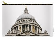 St Paul Cathedral Dome Carry-all Pouch