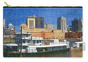 St Paul On The Mississippi Carry-all Pouch