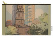 St. Paul's Chapel Carry-all Pouch