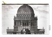 St. Pauls Drawn By Christopher Wren Carry-all Pouch