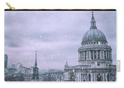 St Pauls Snow Carry-all Pouch