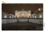 St. Peter Basilica Carry-all Pouch