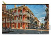 St Peter St New Orleans Carry-all Pouch