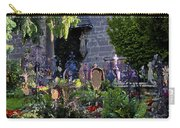 St. Peter's Cemetery Gravesites Carry-all Pouch