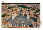 St Peter's Square Carry-all Pouch