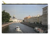 St. Petersburg Canal - Russia Carry-all Pouch