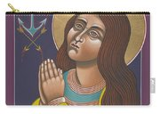 St Philomena 167 Carry-all Pouch