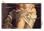 St Sebastian 1506 Carry-all Pouch