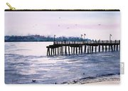 St. Simons Island Fishing Pier Carry-all Pouch
