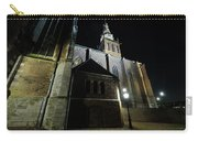 St. Steven's Church In Nijmegen At Night Carry-all Pouch