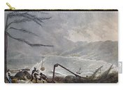 St. Thomas: Hurricane, 1819 Carry-all Pouch