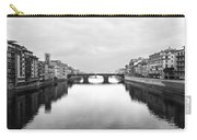 St. Trinity Bridge, Florence Carry-all Pouch
