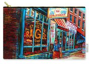St. Viateur Bagel Bakery Carry-all Pouch