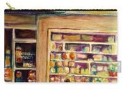 St Viateur Street Montreal  Carry-all Pouch