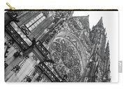 St. Vitus Cathedral 1 Carry-all Pouch by Matthew Wolf
