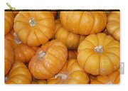 Stacked Mini Pumpkins Carry-all Pouch