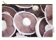 Stacked Mushrooms Carry-all Pouch