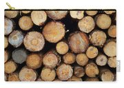 Stacked Timber Two Carry-all Pouch