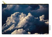 Stacks Of Thunderheads Carry-all Pouch