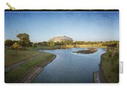 Stadium And Park Panorama Bleach Bypass Carry-all Pouch