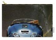 Star Gazing,1955 Porsche 356a 1600 Speedster, Under The Milky Way Carry-all Pouch