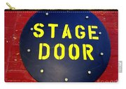 Stage Door Carry-all Pouch