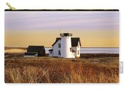 Stage Harbor Lighthouse Chatham Carry-all Pouch