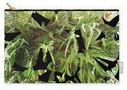Staghorn Butterfly Fractal Carry-all Pouch
