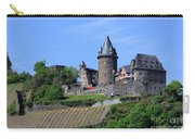 Stahleck Castle In The Rhine Gorge Germany Carry-all Pouch