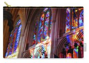 Stain Glass Cathedral Carry-all Pouch