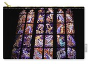 Stain Glass Window Carry-all Pouch