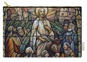 Stained Glass - Palm Sunday Carry-all Pouch