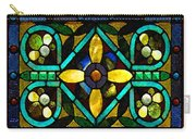 Stained Glass 1 Carry-all Pouch