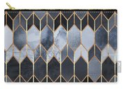 Stained Glass 4 Carry-all Pouch by Elisabeth Fredriksson