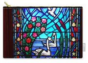 Stained Glass Beauty #20 Carry-all Pouch