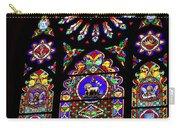 Stained Glass Beauty #46 Carry-all Pouch