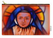 Stained Glass Beauty #66 Carry-all Pouch