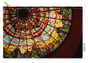 Stained Glass Ceiling Carry-all Pouch